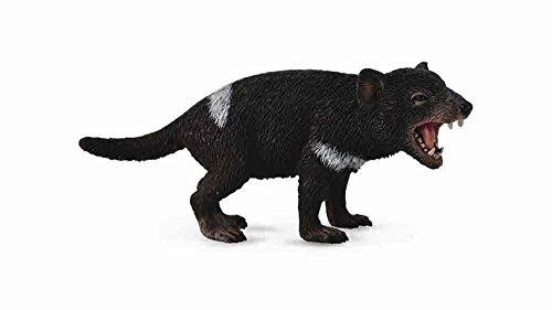 CollectA Wildlife Tasmanian Devil Toy Figure - Authentic Han