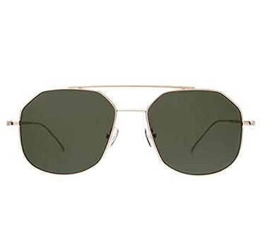 nuovo concetto cerca ufficiale uomo Amazon.com: Illesteva Women's Montevideo Sunglasses, Gold ...