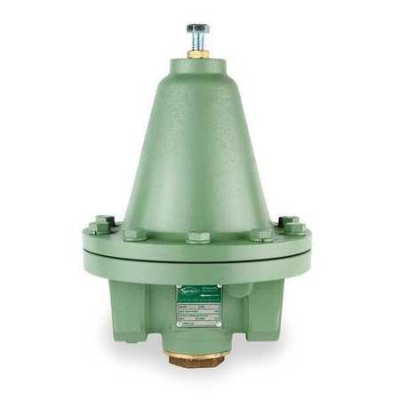 (Pressure Regulator, 1/2 In, 3 to 15 psi)