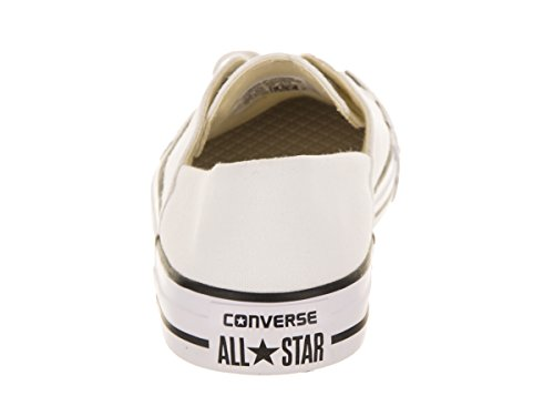 Converse Ox White Coral Chuck Canvas Black Trainers Taylor Womens A1rAqIwg