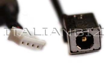 DC Power Jack pj-201 con cable alimentación Para Ordenador Portátil HP Mini 210 serie: Amazon.es: Electrónica