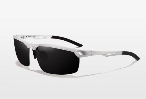 TELAM Telam Special Forces Aluminum-magnesium Polarized Sunglasses, Outdoor Sports ...