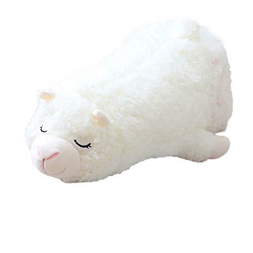 Fiaya 10インチ カラフル かわいいアルパカ ラマ アルパカソ ソフト ぬいぐるみ 人形 動物 ぬいぐるみ おもちゃ ギフト