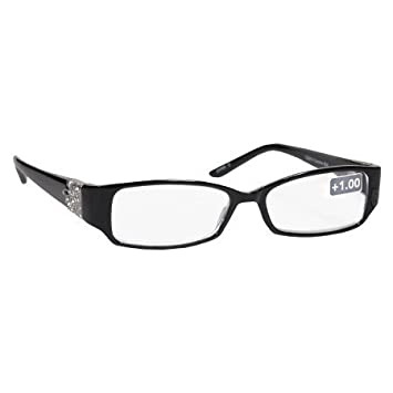 6ed8314c2b12a Amazon.com  Foster Grant Caroline Women s Reading Glasses +3.25 ...