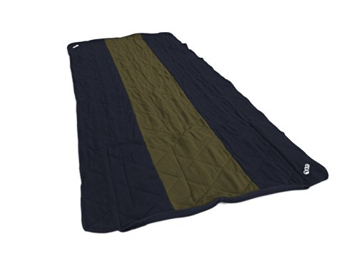 ENO - Eagles Nest Outfitters LaunchPad Single Blanket, Navy/Olive (Nest Eagles Outfitters Blanket)