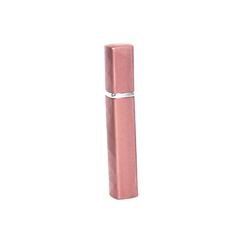Nothing but Quality: Satin-finish Surface Matalic Bottle Perfume Atomizer Spray 12ml for Purse or Travel Refillable/ Fragrance Refilable Sprayer/ Perfume Bottle/ Perfume Refilable Sprayer (Silk Satin-finish Red)/ Lady/ Women/ Fragrance Empty Bottle/ (Pink) (Perfume The Story Of A Murderer Streaming)