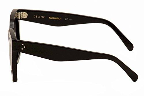 01b9078943fe Celine Sunglass CL 41076 S 807 Black Frame - Import It All