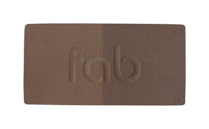 Fab Brows Duo Eyebrow Kit (Dark Brown/Chocolate Brown)