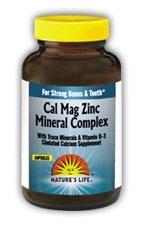 Complexes Cal / Mag / zinc 250 caps