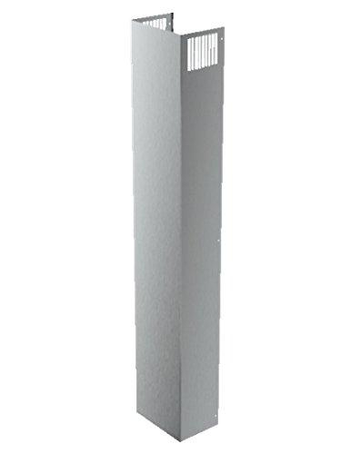 Bosch DWZ0AX5L0 Extensión de tubo accesorio para campana de estufa - Accesorio para chimenea (Extensión