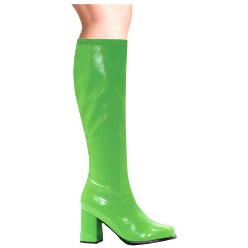 Funtasma Femmes Gogo 300 / B / Pu Boot Lime