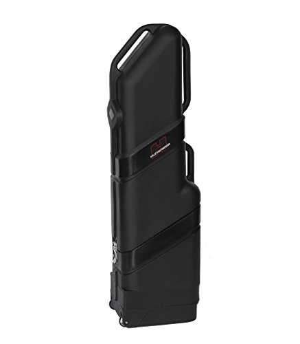 HUNSAKER USA: IRON-LOCKER Golf Bag Travel Case (Black)