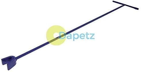 Dapetz /® Combination Stopcock Key 970mm Pointed Handle for Opening Stopcock Covers