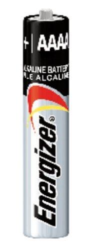 (Energizer E96BP-2 Battery; Zinc-Manganese Dioxide; 1.5 V (Nom.); -18 degC; 55 degC; 0.1 cu. in. (5 pieces))