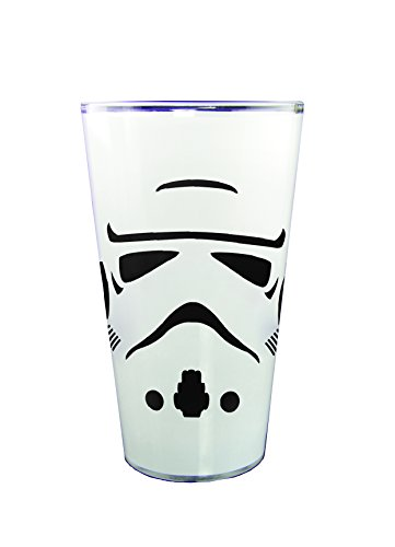 (Star Wars Storm Trooper Pint Glass)