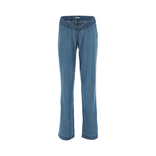 2hearts Pantalones embarazo de azul Lyocell Y011UOnx