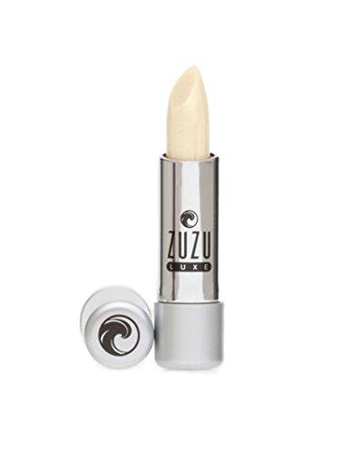 ZuZu Luxe Natural Lipstick Uber Clear Gold Shimmer