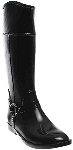 Rubber Riding Boot - Corkys Womens Hurricane Riding Boot Rain Boot (7 B(M) US)