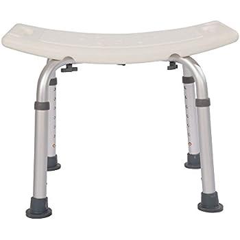Mefeir 300lbs Medical Spa Shower Bath Chair Seat,Bathtub Stool Benches  No Slip 7