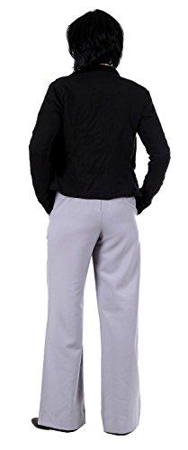 Job Eline–Pantalones para mujer Exclusive Malou gris 52683 gris 38