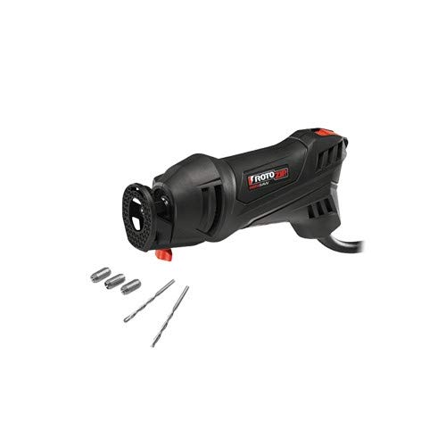 (Rotozip SS355-10 5.5 Amp High Speed Spiral Saw System with 2 Accessories)