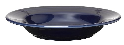 Cobalt Blue Rim Soup - Fiesta 9-Inch, 13-1/4-Ounce Rim Soup Bowl, Cobalt