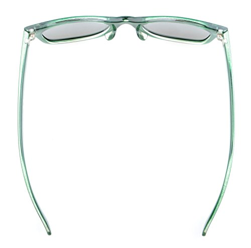 Classique Lunettes Qualite Vert soleil Eyekepper de extremement Polarisee leger Vintage ZfU0TxnU