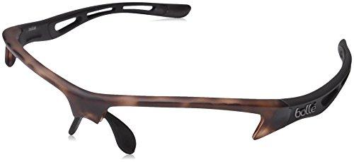 Bolle Draft/Helix/Bolt/Tempest Satin Rubber Lenses, Crystal Black/Tortoise - Bolle Sunglasses Helix