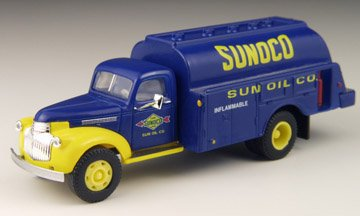 1941/46 Chevrolet Delivery Truck Sunoco Oil 1/87 Classic Metal Works