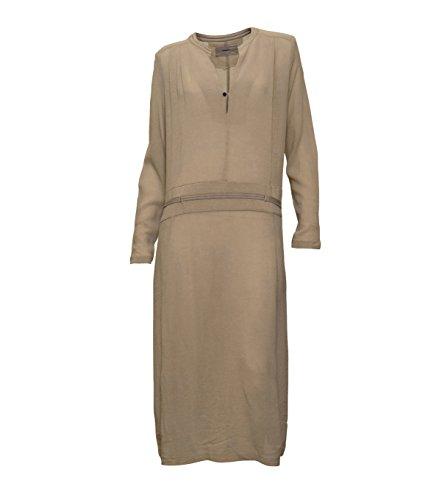 Sand Cassy Beige HUMANOID Damen in Kleid PqUFOX