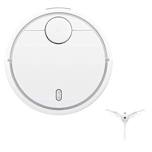 Xiaomi Robot SDJQR02RR Aspirapolvere autocaricante, Aspirazione super forte, Bianco product image