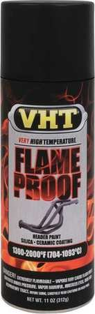 (Flameproof Coating, Flat Blue, 11 oz.)