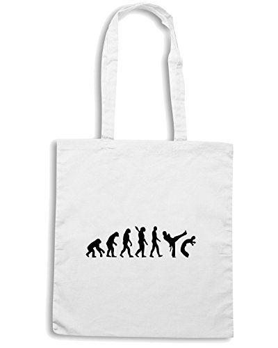 T-Shirtshock - Bolsa para la compra OLDENG00156 KENG0230 Blanco