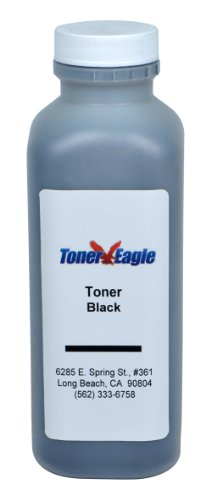Brother MFC-8120 MFC-8220 MFC-8440 MFC-8440D MFC-8640D MFC-8840 MFC-8840 MFC-8840DN Black Toner Refill Kit. Refills TN540 TN570. Manufactured by Toner Eagle. ()
