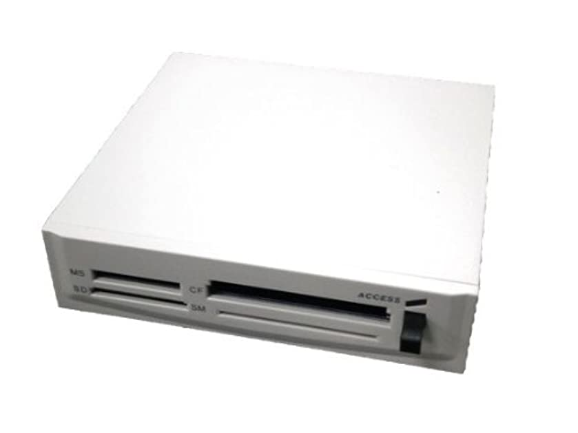 ハリケーン麺統治可能STW Destktopパソコン5.25光学式ドライブベイXdを/ TF/ SD/2 / MS/ CFと2ポートのUSB 3.0と1のフロントパネル2.0カードリーダーに複数の6