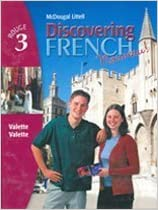 //UPD\\ Discovering French, Nouveau!: Student Edition Level 3 2004. Press curso Arcadia latest industry