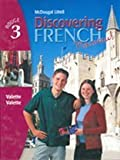 Discovering French Nouveau!, Jean-Paul Valette and Rebecca M. Valette, 0395874866