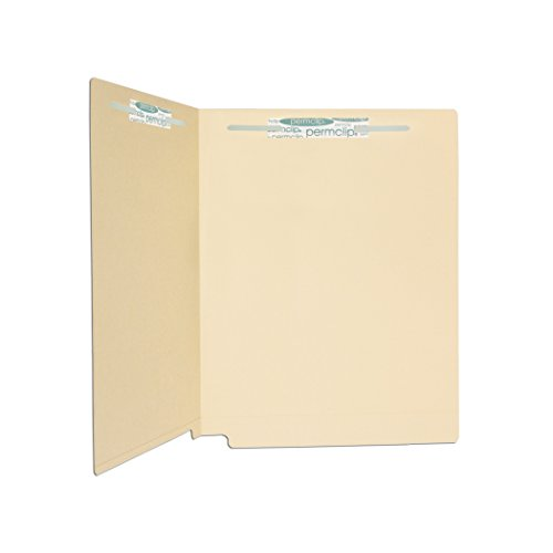 Carton Pack Full (Medical Arts Press Match 11pt Full Cut End Tab File Folders with 2 Permclip Fasteners (250/Carton))