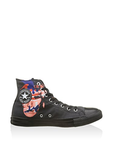 Converse Sneaker Alta All Star Prem Hi Warhol Nero/Rosso/Blu Size Is Not in Selection IT