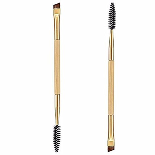 1 X Tool Double Handle Makeup Eyebrow Comb Eyebrow Brush - 7