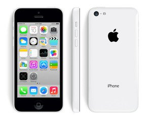 Apple iPhone 5C 16 GB Unlocked, White