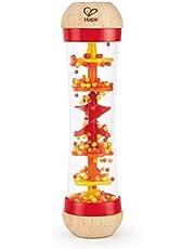 Hape E0327 - Rode Regenmaker, Muziekspeelgoed, Vanaf 0 Maanden