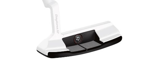 Stepless Steel Putter Shaft (TaylorMade Men's 12 Ghost Daytona Steel Golf Putter, Right Hand, 35-Inch)
