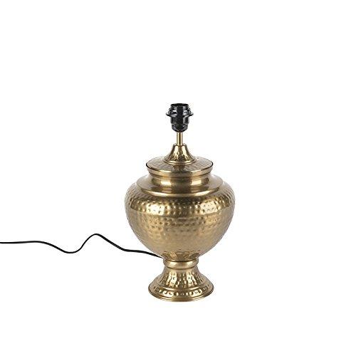 spedizione veloce a te Lampada da tavolo vintage oro senza paralume - HAZARD A A A  servizio onesto