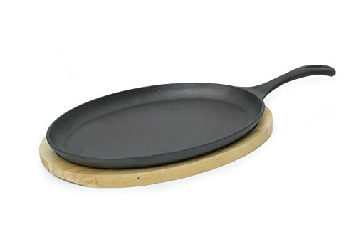 oval cast iron skillet - 5