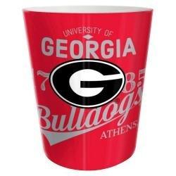 NCAA Georgia Bulldogs Trash Can - Multi-Colored