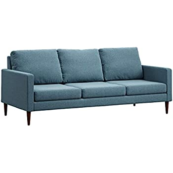 Amazon Com Campaign 86 Inch Steel Frame Brushed Weave