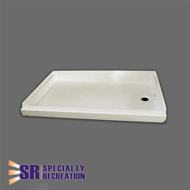 S.RECREATION SP2436PL Shower PAN 24 X 36 PARCH