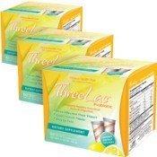 Threelac Probiotic Bonus 3 Pack 180 Pkts