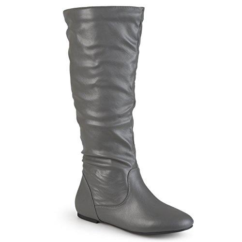 Extra Wide Calf Dress Boot - 2